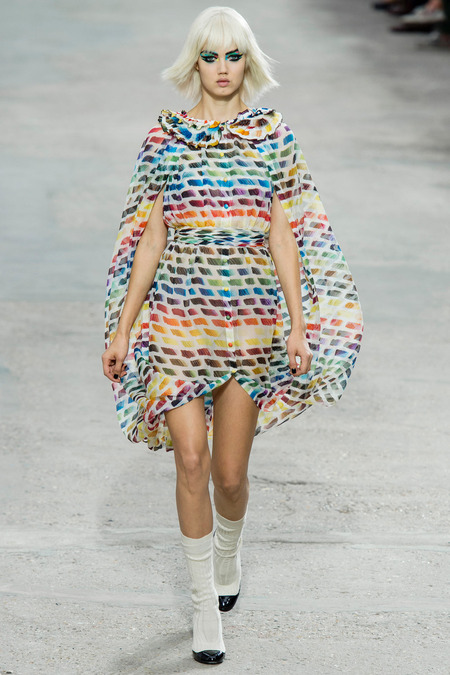 Chanel Spring 2014 - quick look on youmademelikeyou.com