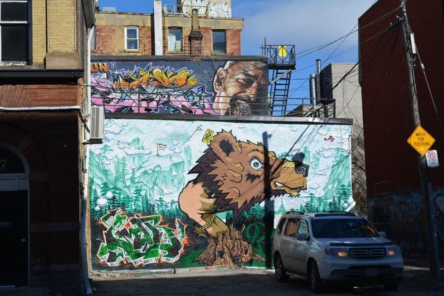 Toronto Street Art via @youmademelikeyou