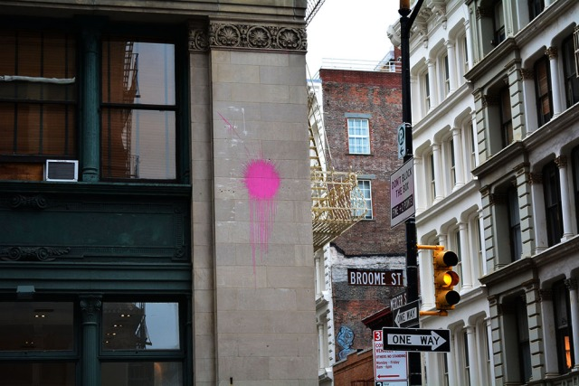 Street Art New York via youmademelikeyou.com