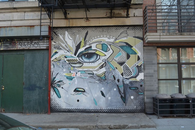 Brooklyn Street Art  via youmademelikeyou.com