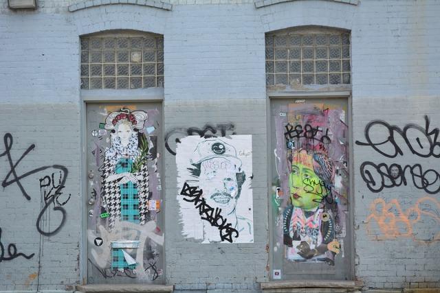 Brooklyn Street Art via youmademelikeyou.com