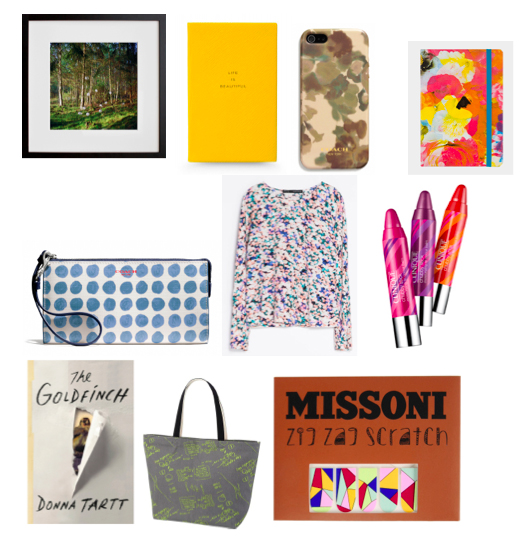 Art Inspired Mother's Day gift ideas via youmademelikeyou.com