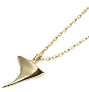 Catbird jewelry rose thorn necklace via youmademelikeyou.com