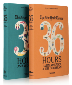 Taschen NYTimes Travel guides via youmademelikeyou.com
