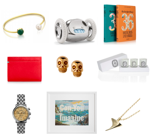 Graduation Day Gift Guide 2014 via youmademelikeyou.com