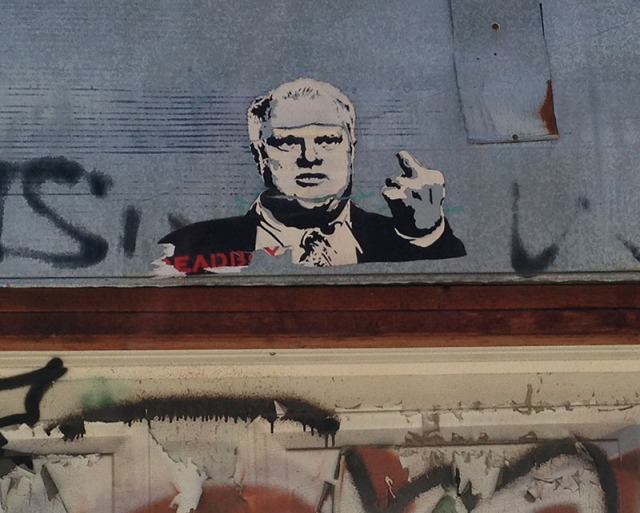 street art in Toronto via youmademelikeyou.com