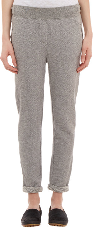 ATM Anthony Thomas Melillo Sweatpants With Rolled Cuffs