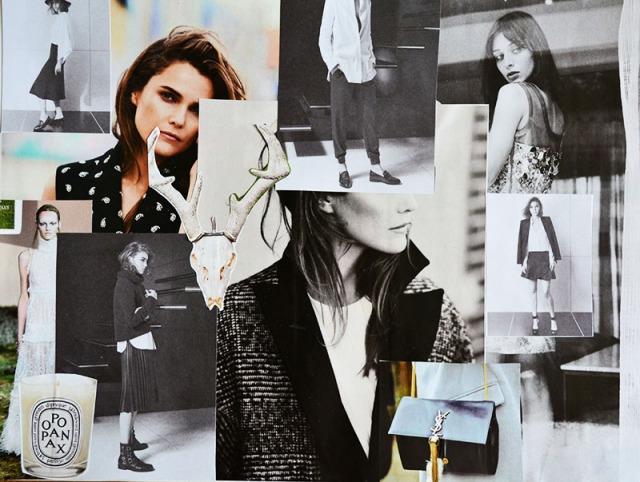 mood board collage via youmademelikeyou.com