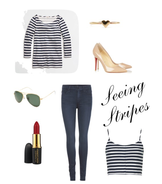 seeing stripes via youmademelikeyou.com
