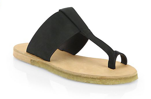 Vince Harmen Suede Sandals