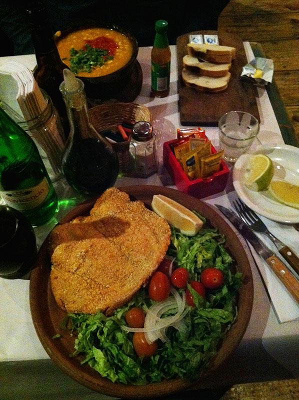 Cumana Restaurant, Buenos Aires, Argentina