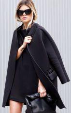 black coat September inspiration via youmademelikeyou.com