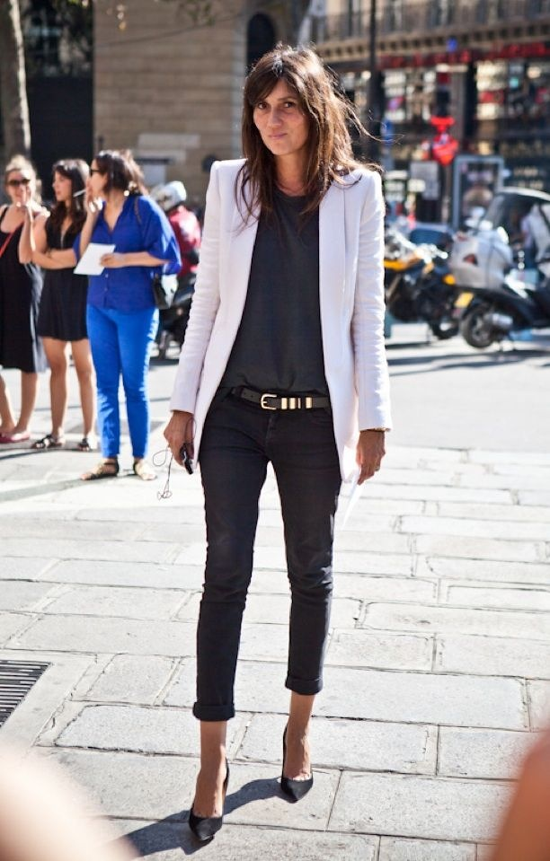Packing for Paris - outfit inspiration - street style via youmademelikeyou.com