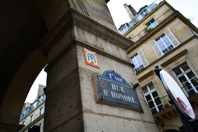 Paris France via youmademelikeyou.com