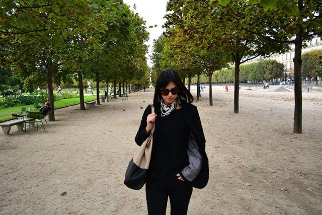 jardin des tuileries Paris Style via youmademelikeyou.com