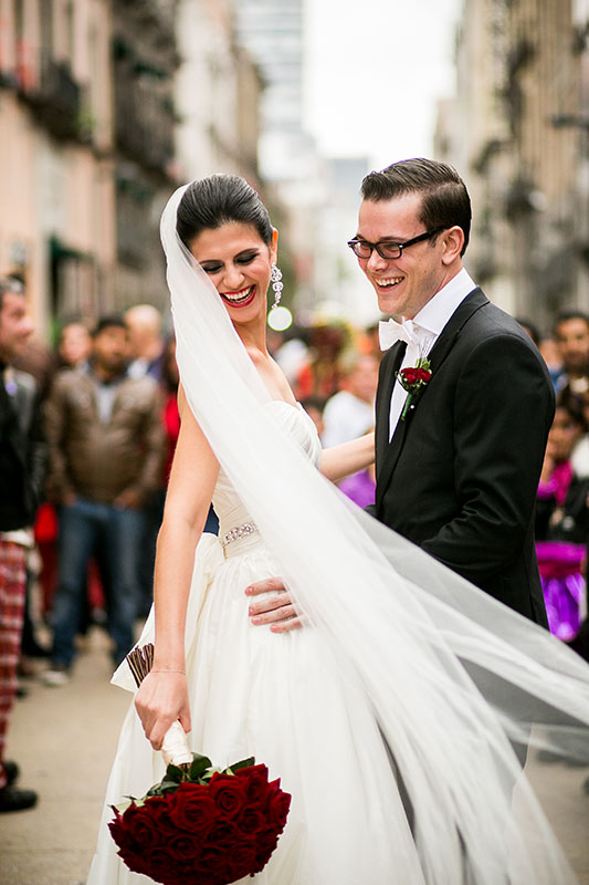 Harari-Buchnea wedding Mexico City via youmademelikeyou.com