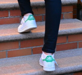 Stan Smith #ootd via youmademelikeyou.com