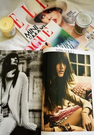 Vogue Paris and Elle via youmademelikeyou.com