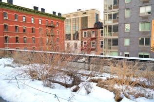 Highline New York City via youmademelikeyou.com