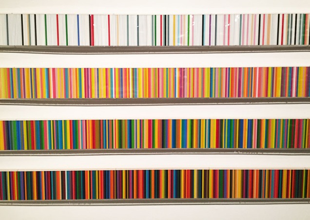 Douglas Coupland: everywhere is anywhere is everything is anything at mocca Toronto via youmademelikeyou.com