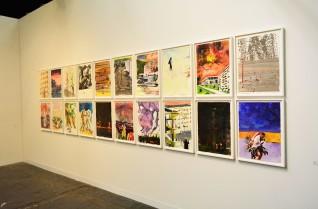 The Armory Show Art Fair 2015 New York via youmademelikeyou.com