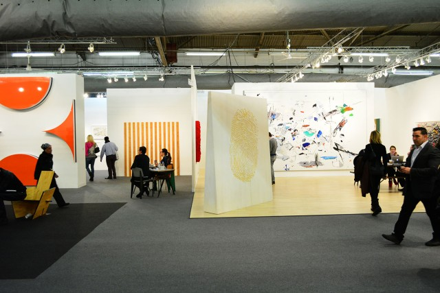 The Armory Show Art Fair 2015 New York via youmademelikeyou.com