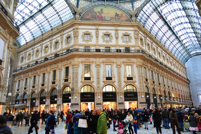 Travel photo diary, Milan, Italy via youmademelikeyou.com