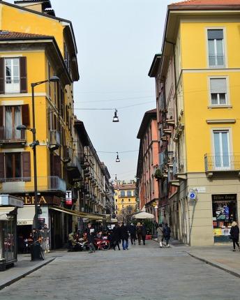 MIlan, Italy via youmademelikeyou.com