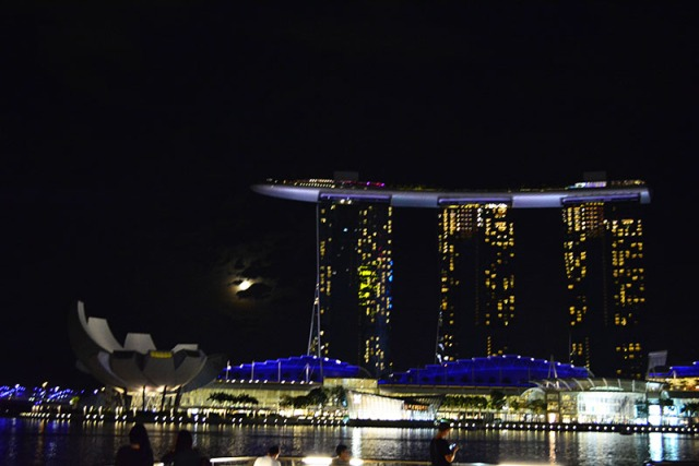 Marina Bay Sands Singapore via youmademelikeyou.com