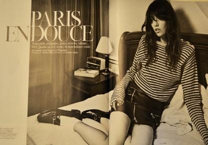Vogue Paris, September 2014