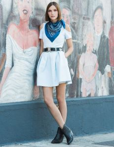 Bandana Love style inspiration via youmademelikeyou.com