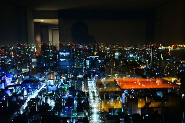 View from Andaz Hotel Tokyo via youmademelikeyou.com