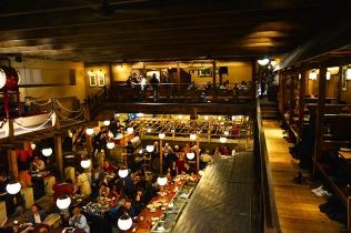 Gonpachi restaurant Tokyo, Japan via youmademelikeyou.com
