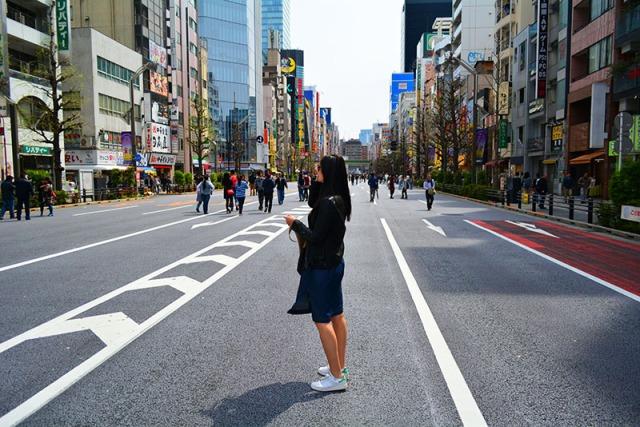 Tokyo Japan via youmademelikeyou.com