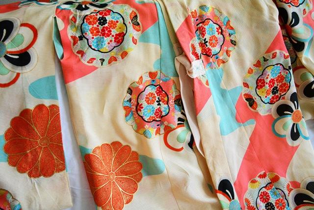 Vintage Kimono via youmademelikeyou.com