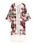 H&M - Patterned Kimono